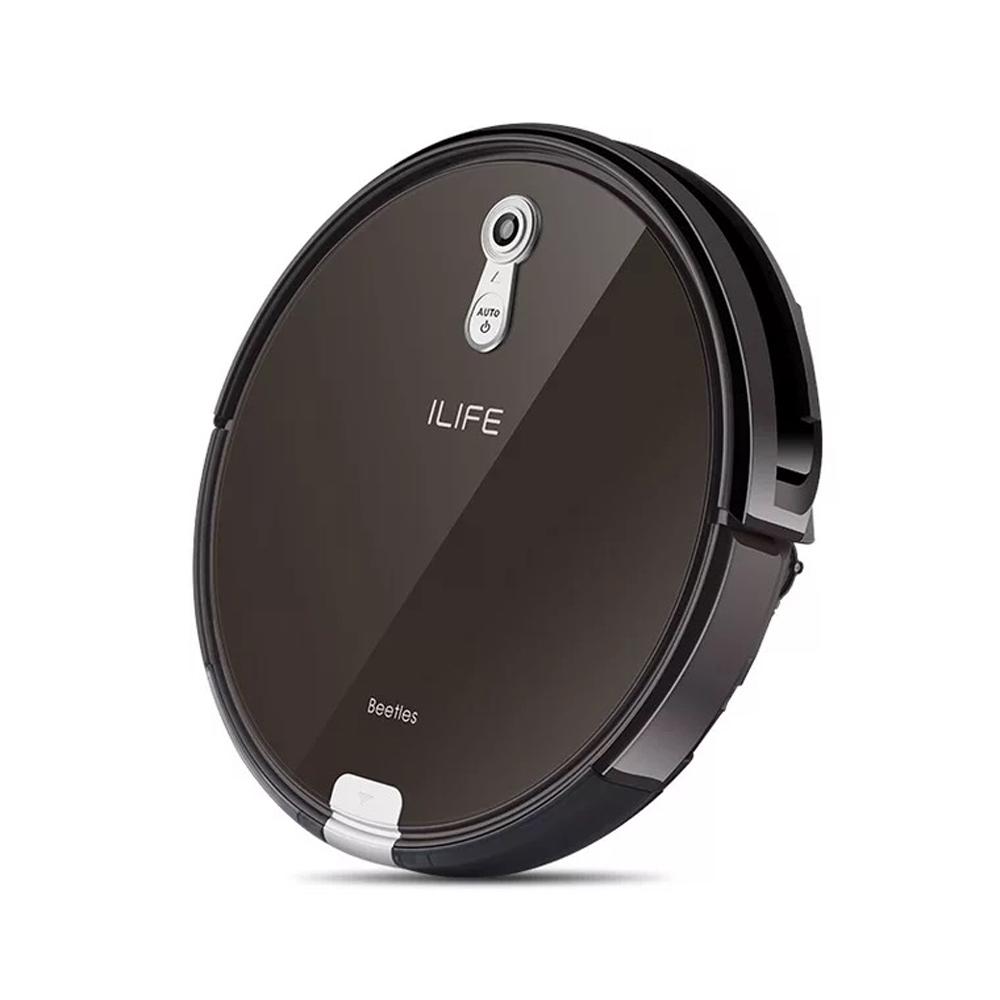 iLIFE A8S, robotický vysavač, černá